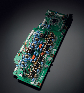 a-s2100 电路放大器