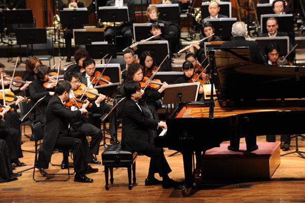 雅马哈钢琴奏响广州星海音乐厅