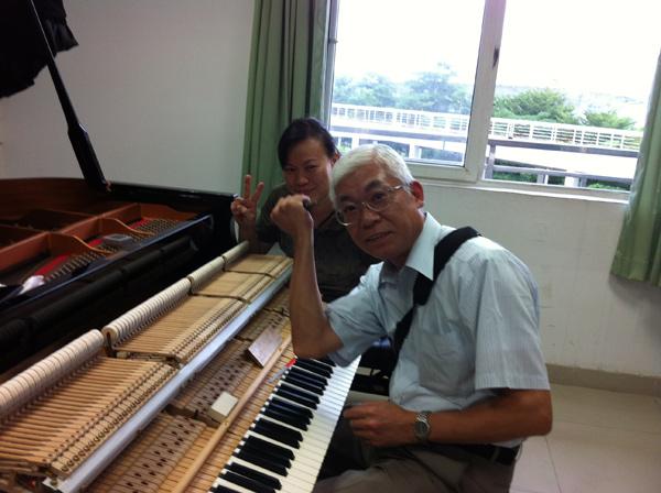 高木正人先生 一边工作一边教学