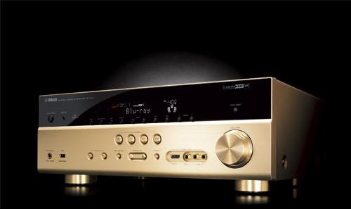 新款上市:rx-v671,雅马哈7.1声道数码家庭影院收音扩音机