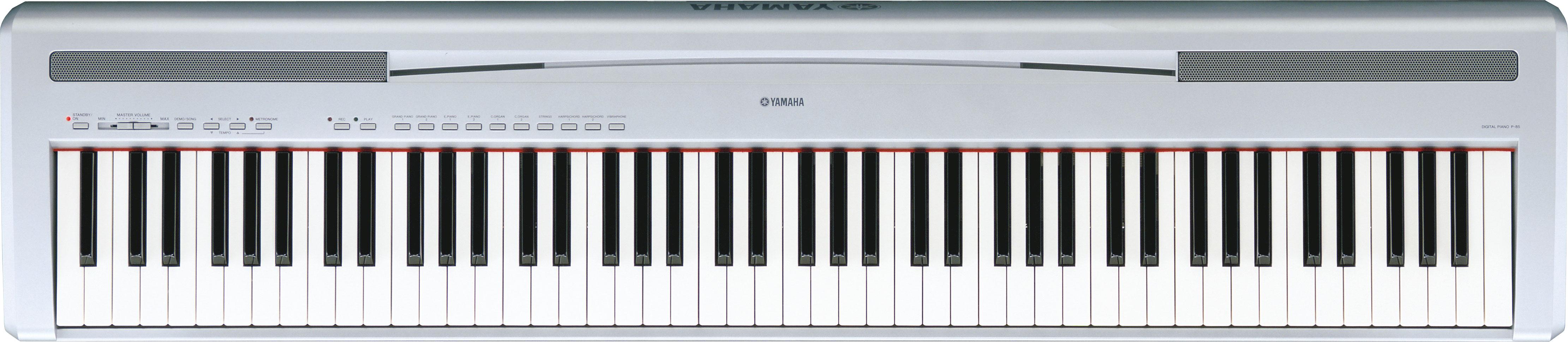 供应正品雅马哈电钢琴 p85 p85s p-85 数码钢琴 88键