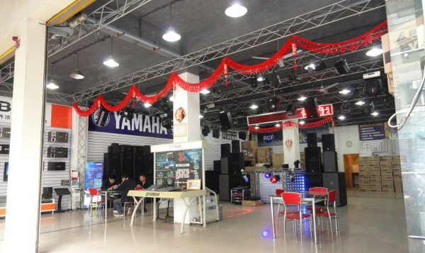 for Yamaha dealer in pa