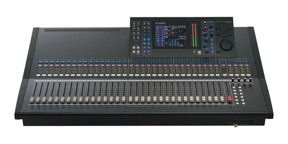 Yamaha ls9-32 инструкции