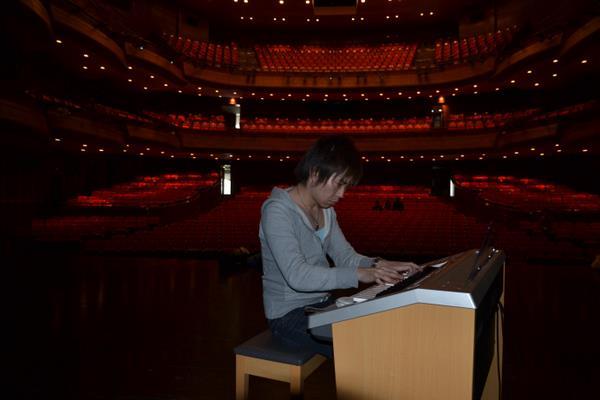 精彩纷呈的高层次雅马哈双排键电子琴新年音乐会图片