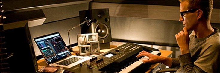 TB通博国际音乐制作产品