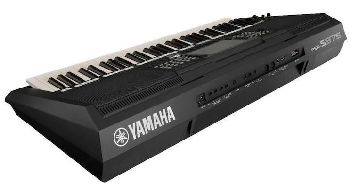 雅马哈新款电子琴 PSR-S975 电子琴