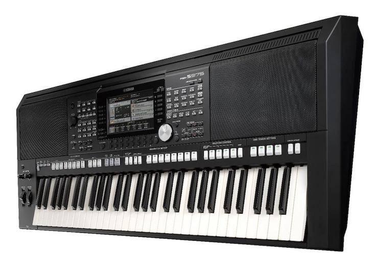 雅马哈新款电子琴 灵活实用的usb音频回放