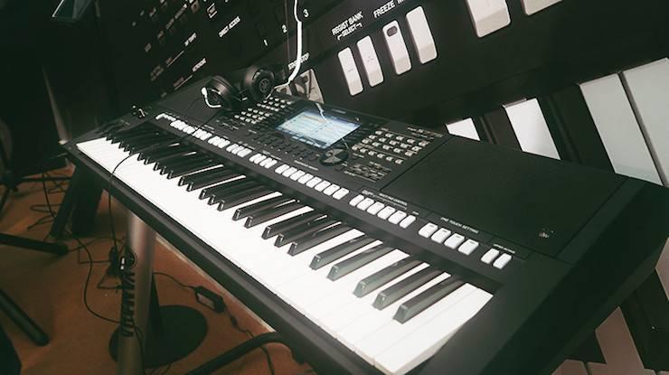 雅马哈电子键盘乐器 电子键盘乐