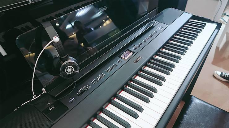 雅马哈电子键盘乐器 P-515 数码钢琴