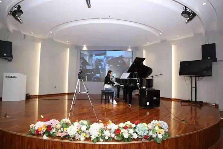 音乐厅现场
