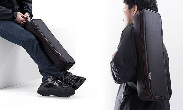便携的软质乐器箱