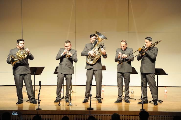 铜管五重奏
