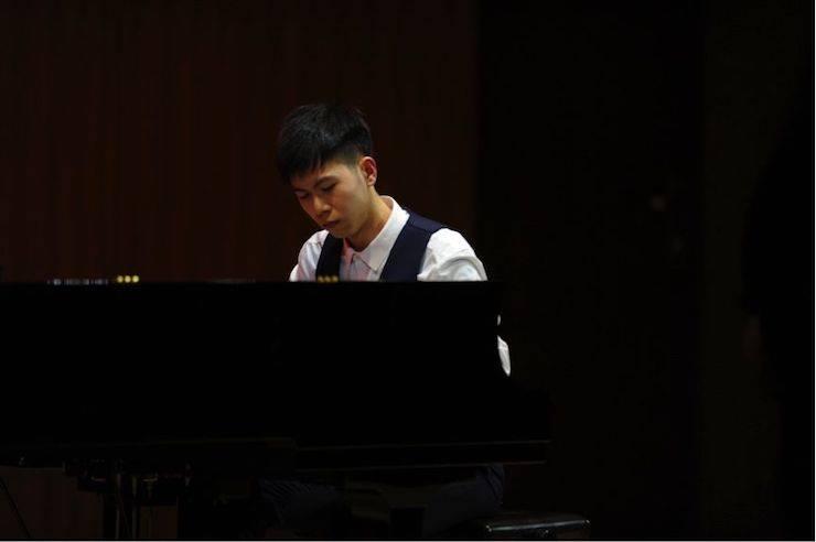 英娜·法利克斯钢琴独奏音乐会