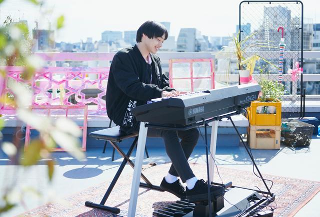 双排键电子琴