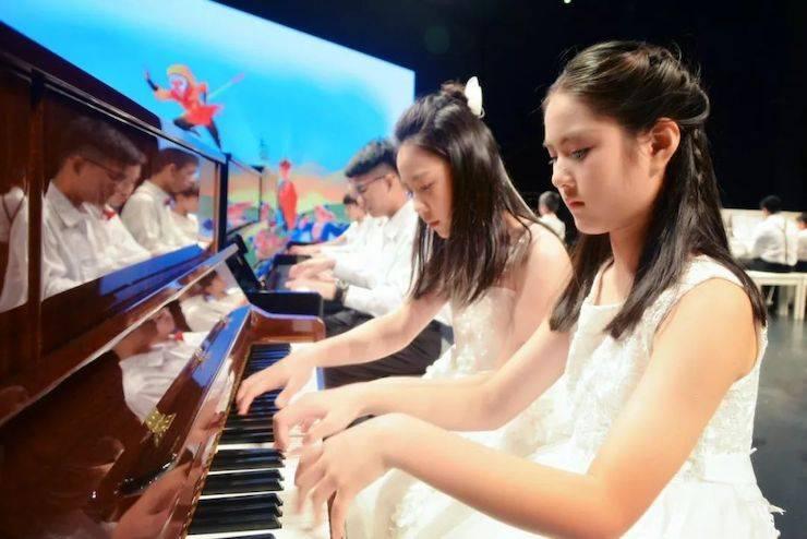 钢琴盛典中山站
