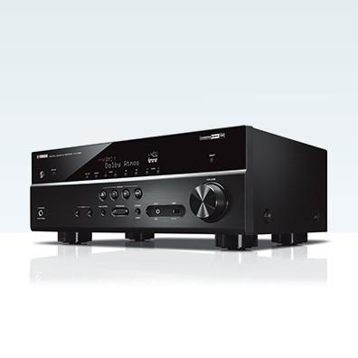 新款上市:TB通博国际7.2声道无线次世代家庭影院功放RX-V585,如临现场体验